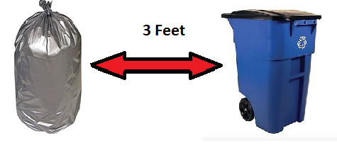 Trash Duty For Students With Special >> Trash Recycling Addison Texas